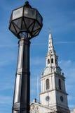 Scène de Londres Photographie stock libre de droits
