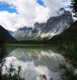 Scène de montagne Images stock
