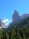 Scène de montagne Photos libres de droits