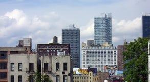 Scène de New York City Photographie stock libre de droits
