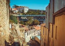 Scène de Porto photo stock
