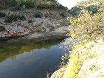 Scène de Riverl - nature photographie stock