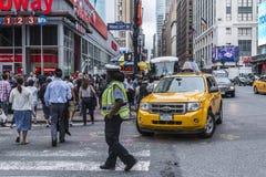 Scène de rue de New York Images stock