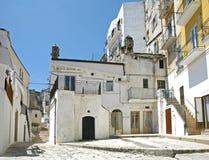 Scène de rue en Italie image stock