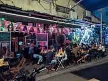 Scène de rue, Jaffa, Israël - 15 photographie stock