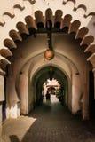 Scène de rue marrakech morocco Images libres de droits