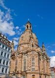 Scène in Dresden, Duitsland Royalty-vrije Stock Foto