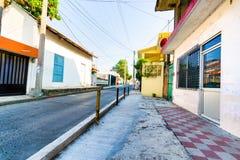 Scène mexicaine de rue image libre de droits