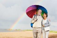 Scène romantique Photo stock