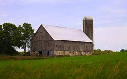 Scène rurale d'Ontario Image stock
