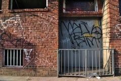 Scène urbaine de trottoir Images stock