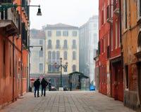 Scène vénitienne Photographie stock libre de droits