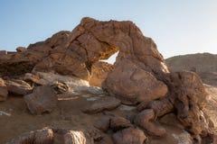 Scènes égyptiennes de désert Photographie stock libre de droits