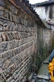 Scènes chinoises de village Photos libres de droits