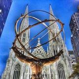 Scènes de New York City Photo libre de droits