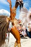 Scènes de samba Photographie stock libre de droits