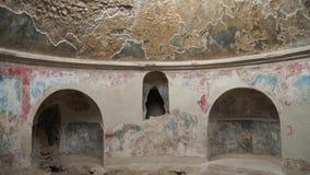 Scènes van Pompei (22 van 23) stock videobeelden