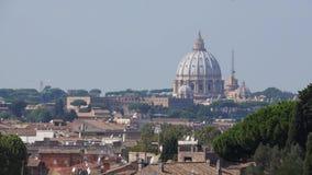 Scènes van Rome (1 van 19) stock footage