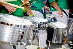 Scènes van Samba stock fotografie