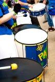 Scènes van Samba royalty-vrije stock fotografie