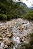 Scénique de la traînée de Shakadang en parc national de Taroko, Taïwan le 30 avril 2017 Image stock