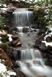 SC Botanical Gardens. The waterfall at SC Botanical Gardens on the campus of Clemson University Royalty Free Stock Image