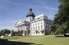 SC capital NW Royalty Free Stock Images