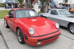 Sc 1983 de Porsche 911 sur l'affichage Photos libres de droits