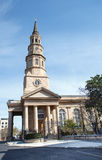 SC del St Philips Episcopal Church Charleston Imagen de archivo libre de regalías