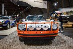 SC Safari de Porsche 911 do carro de esportes, 1978 Foto de Stock Royalty Free