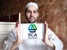 SCA company logo Royalty Free Stock Images