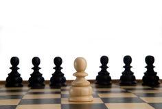 scacchi Fotografie Stock