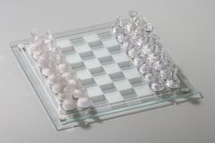 Scacchi - Schach Immagini Stock