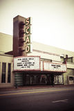 SCAD Revival Theater, Savannah Stock Photos