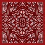 Scaef pattern Royalty Free Stock Image