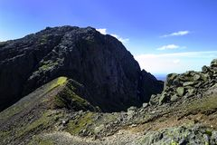 Scafell Stock Image