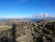 Scafell Pike Royalty Free Stock Image