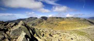 Scafell Range Stock Photos