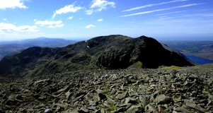 Scafell Royalty Free Stock Image