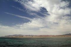 Scaffale del Mar Rosso Fotografia Stock