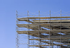 Scaffold 1 Stock Image