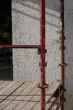 scaffold Fotografering för Bildbyråer