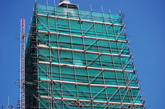 A scaffold Stock Photography