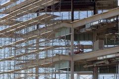 scaffold 2 Arkivbilder