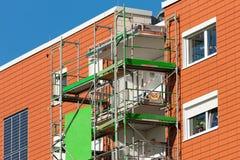 scaffold Royaltyfri Fotografi