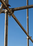 A scaffold Stock Images
