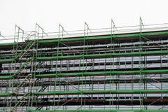 scaffold Royaltyfri Foto