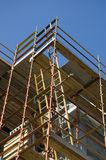 Scaffold Stock Image