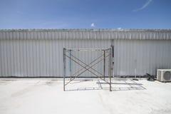 scaffold Royaltyfria Bilder