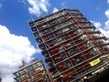 scaffold Fotografia de Stock Royalty Free